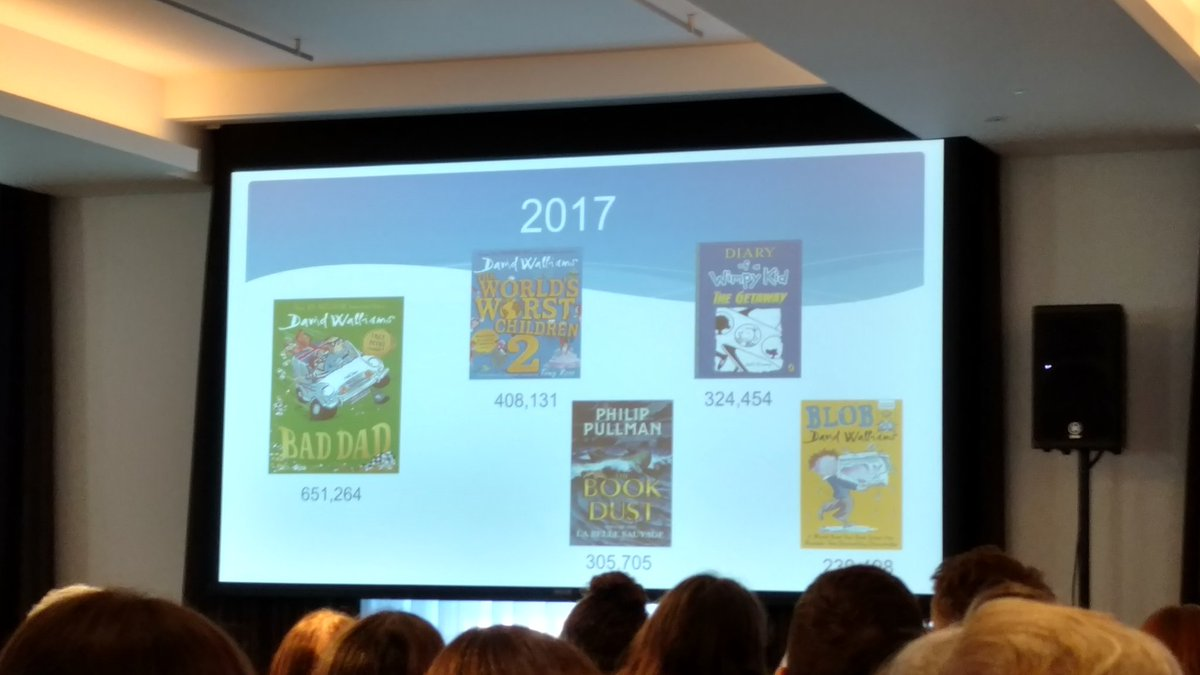 The Notes From The Bookseller Children's Books Conference