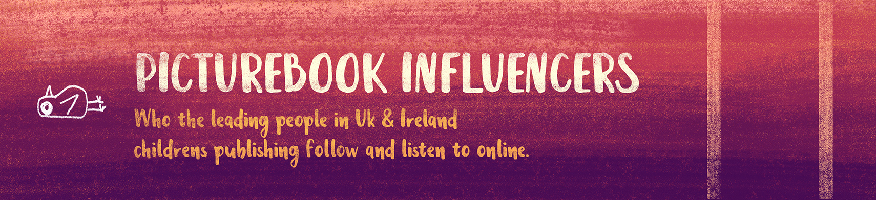 The top 500 influencers in Picturebook and Children's