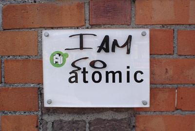I am so atomic