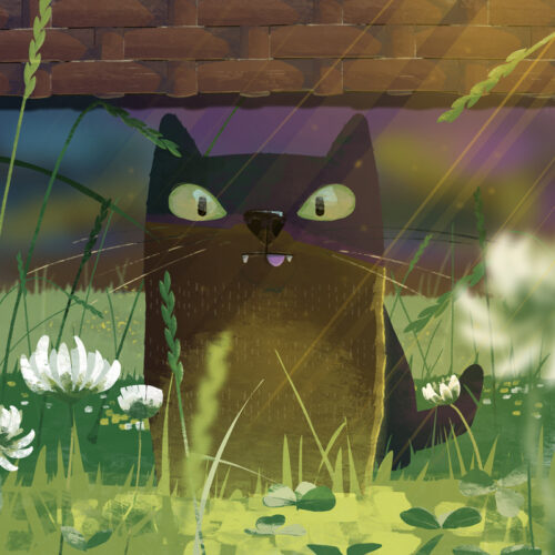 Cat-Burglar-Alan-ORourke-childrens-illustration