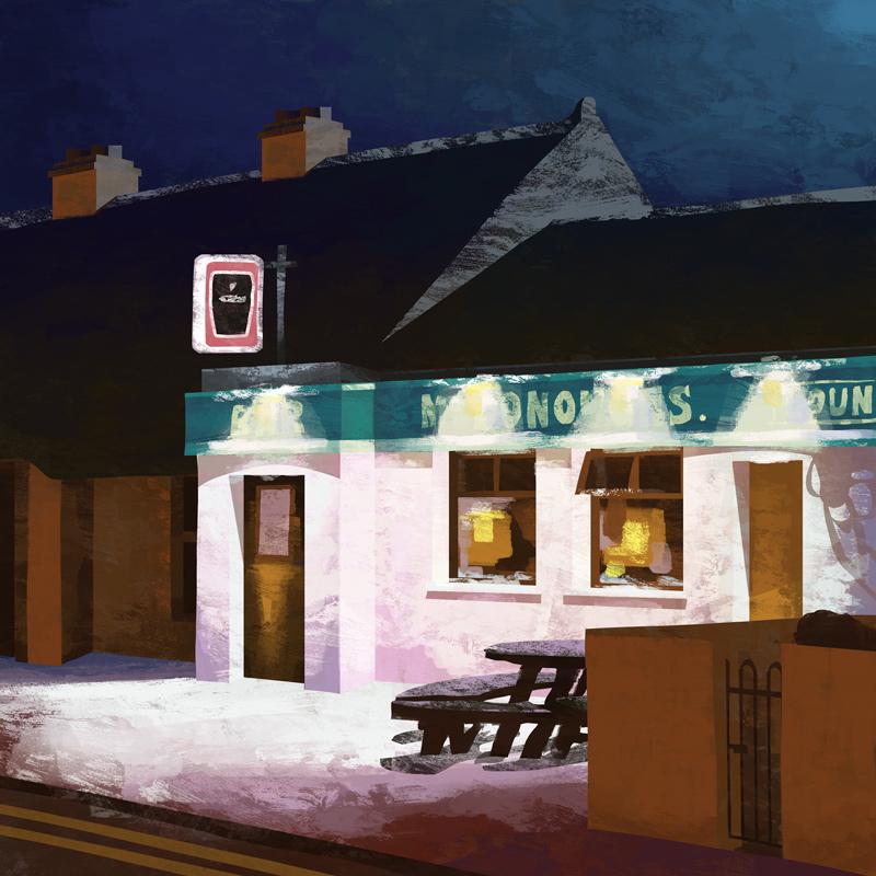 McDonaghs-Bar-Bettystown-Night-Alan-ORourke